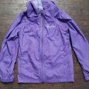 Columbia girls jacket